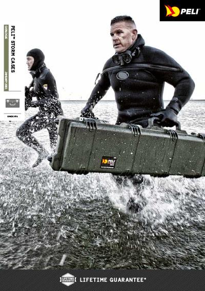 Katalog kufry PELI řady STORM (EN)